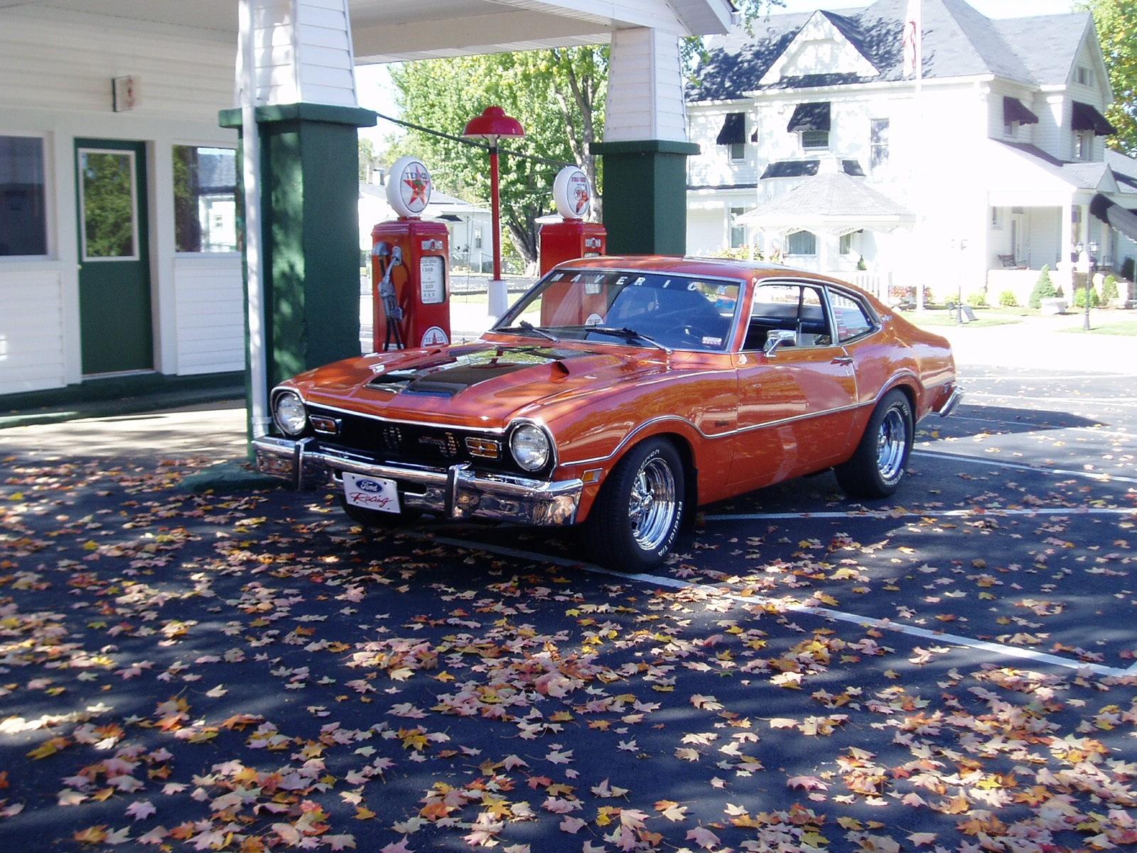 Car: 1974 Ford Maverick