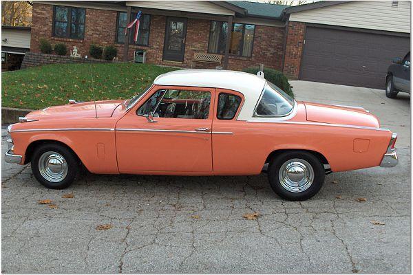 Car: 1956 Studebaker Power